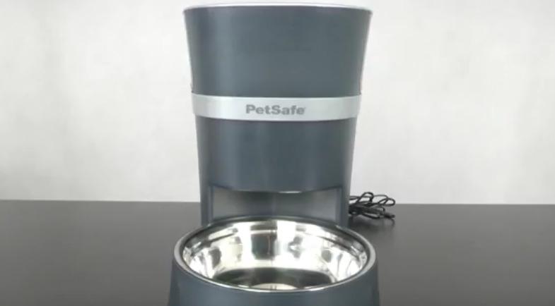 Distributeur automatique chiens chats PetSafe Smart Feed