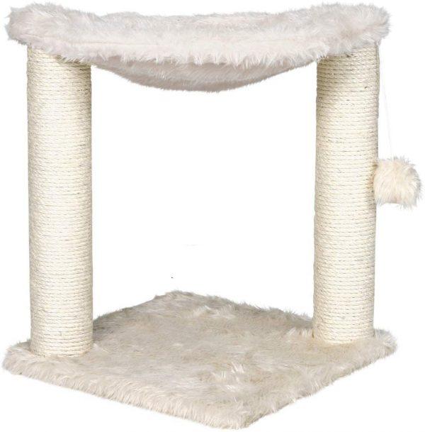 Arbre à chat Crème pour appartement 50 cm