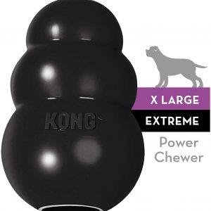 Jouet à mordre en caoutchouc pour gros chiens Taille XL