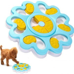 Jouet interactif pour petits chiens