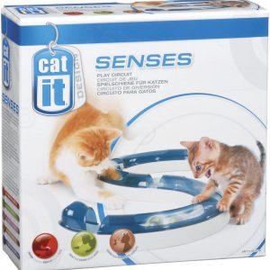 Jouet pour chat balle circuit de jeux