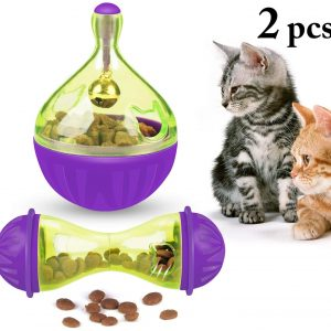 Jouet pour chat Boules de Nourriture pour Chat