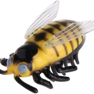 Jouet pour chat insecte électrique