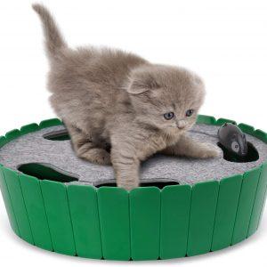 Jouet pour chat Souris électrique pour chat et chaton