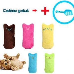 Jouets petits coussins pour bébé chat
