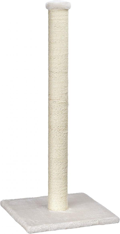 Poteau Arbre à chat classique Beige 90 cm